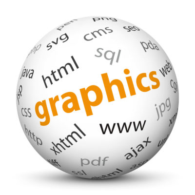"""White Sphere with Tag-Cloud / Word-Cloud! Keyword: """"graphics"""""""