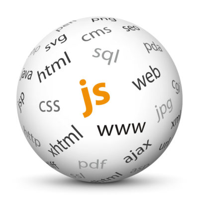 """White Sphere with Tag-Cloud / Word-Cloud! Acronym: """"js"""""""