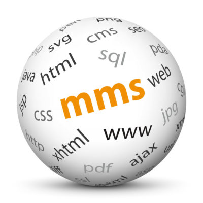 """White Sphere with Tag-Cloud / Word-Cloud! Acronym: """"mms"""""""