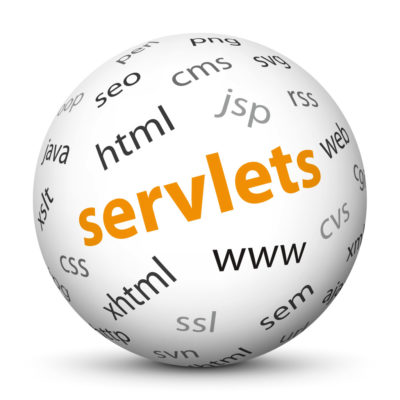 """White Sphere with Tag-Cloud / Word-Cloud! Acronym: """"servlets"""""""